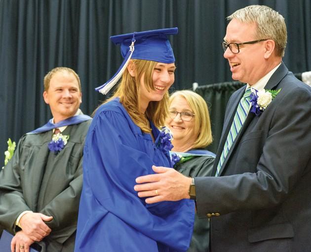 Graduation season begins for high schools