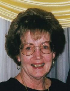 Obit Donna Stewart McKendrick 1