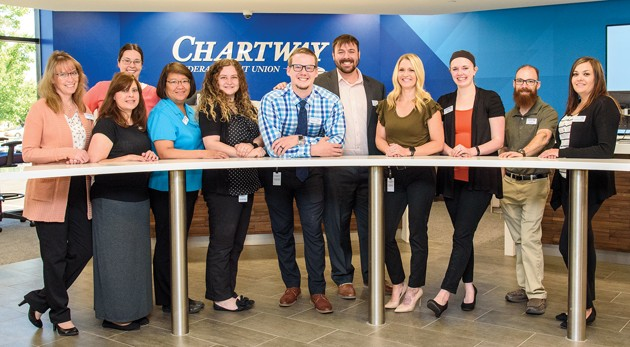 Chartway opens renovated Tooele Main Street office