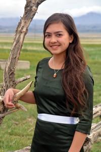Missionary Sabrina Allen