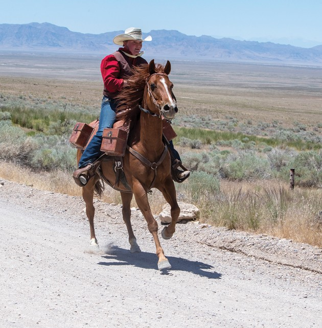 Pony Express reenactment to ride across county Sunday and Monday