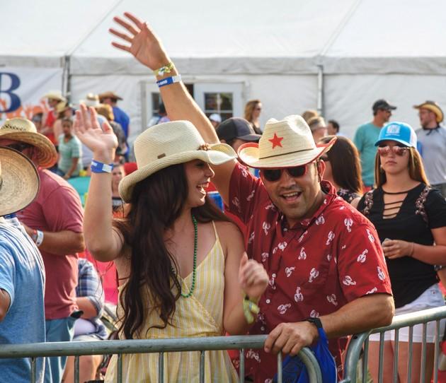 Country Fan Fest returns July 25-28 to Deseret Peak