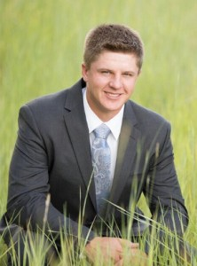 Missionary Colby Johnson