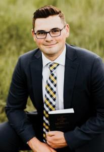 Missionary Colton Jensen