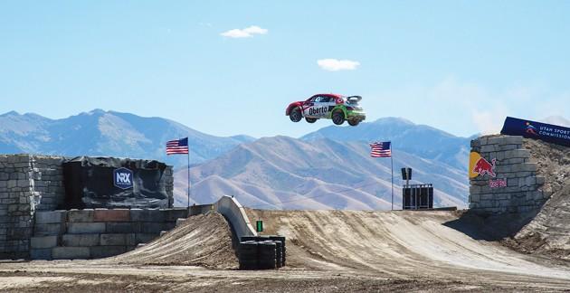Nitro World Games returns to Utah Motorsports Campus