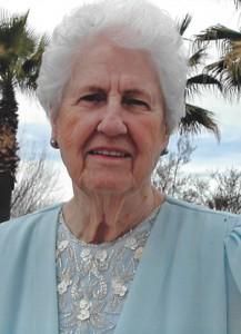 Obit Elna England Worthington