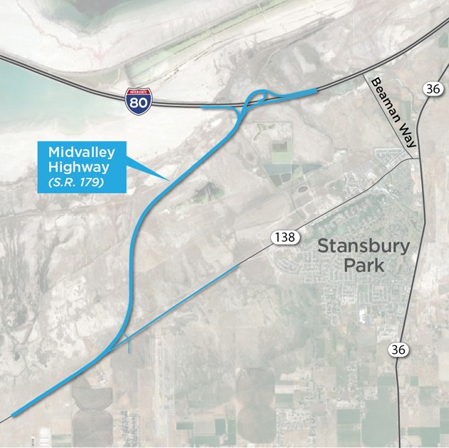 Work to begin on Midvalley Highway by September 25