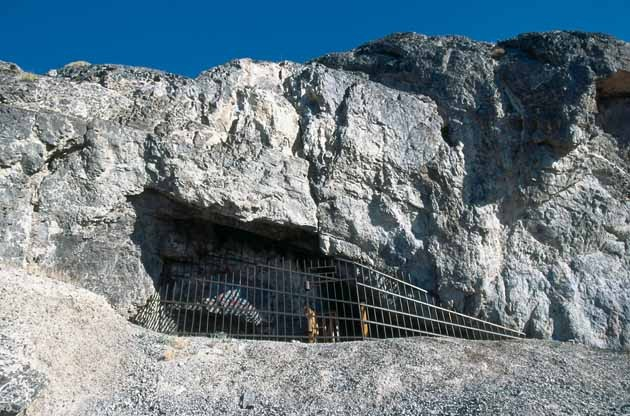 Danger Cave near Wendover may get state monument designation