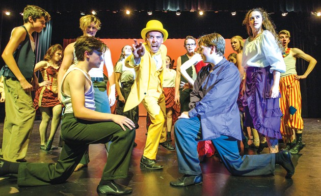 Stansbury High musical delves into the concept of immortality