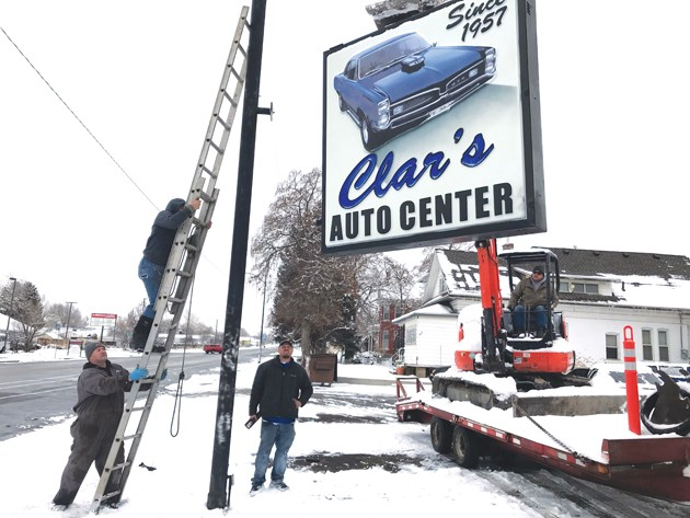 After 40 years on Vine Street, Clar's Auto finds a new home