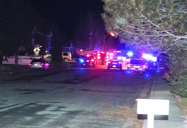 Shooting in Grantsville home leaves 4 dead 1 wounded