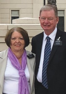 Missionary Silas and Susan Smith