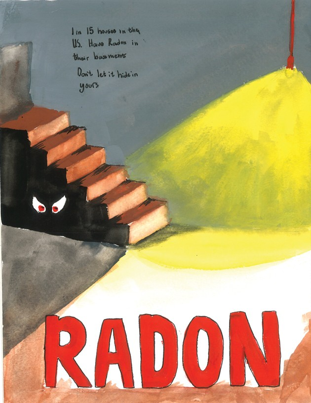 Radon exposure is preventable with simple and inexpensive test