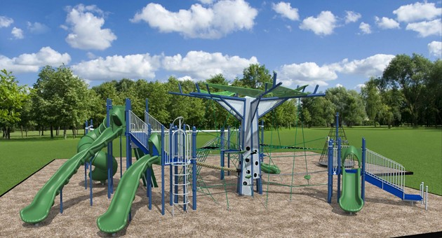 City moving ahead with park improvement projects