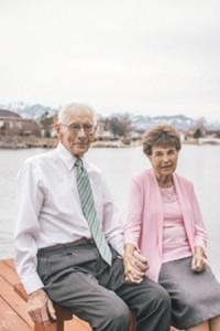 Anniversry Ray and Ilene Solomon