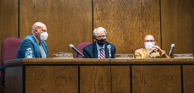 Tooele County Commission splits on temple development