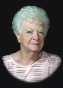 Obit Martha Ann Critchlow