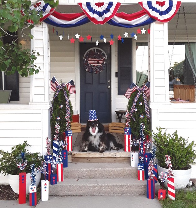 Tooele City picks patriotic porch winner in Fourth of July Contest