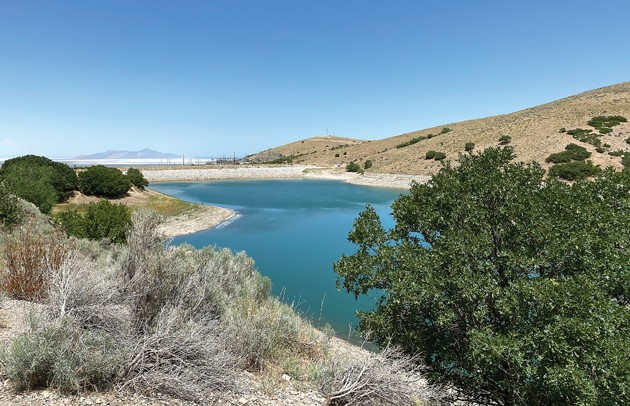 Dry July puts Tooele Valley into severe drought condition