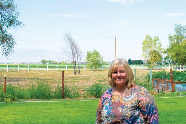 Erda resident loves rural life