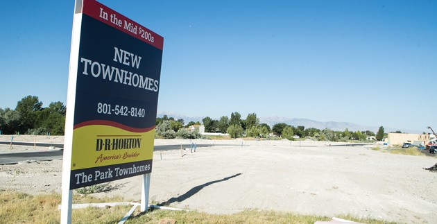 Apartments in Stansbury Park's 'gateway area' will now be townhomes