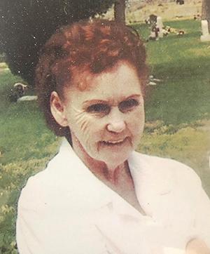 Obit Betty L. Willson