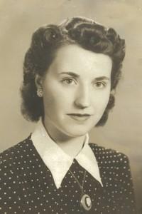 Birthday Wilma Mae Goin