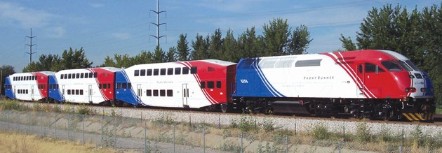 Tooele to Salt Lake train transit option