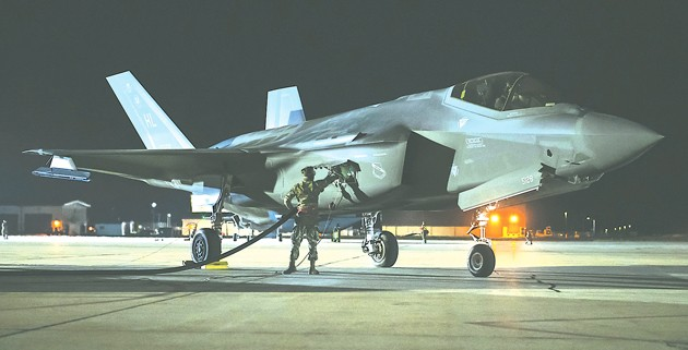 Monday night 'Booms' from Hill Air Force Base not earthquakes