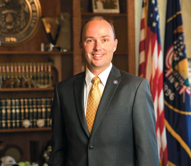 Gov. Spencer Cox delivers his first State of the State address last week