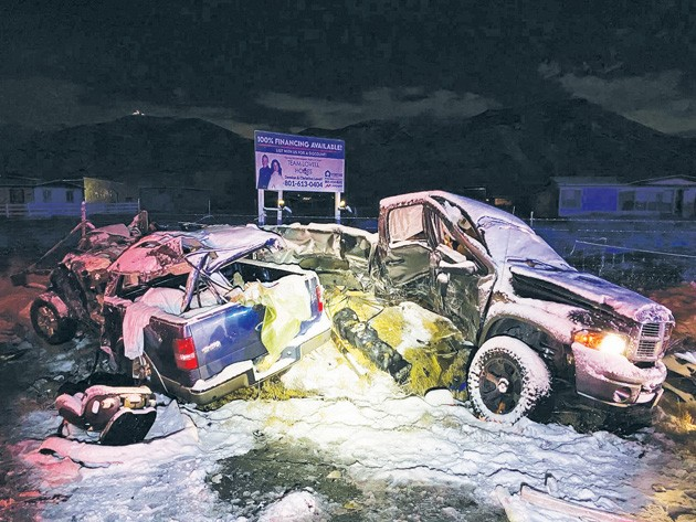 Accident claims life of Tooele man on Saturday