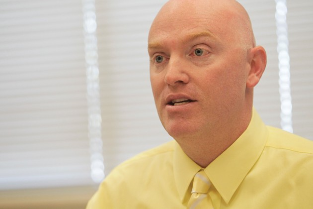Ernst selected as school district's new assistant superintendent