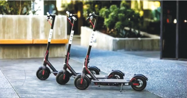 Tooele City getting electric scooters