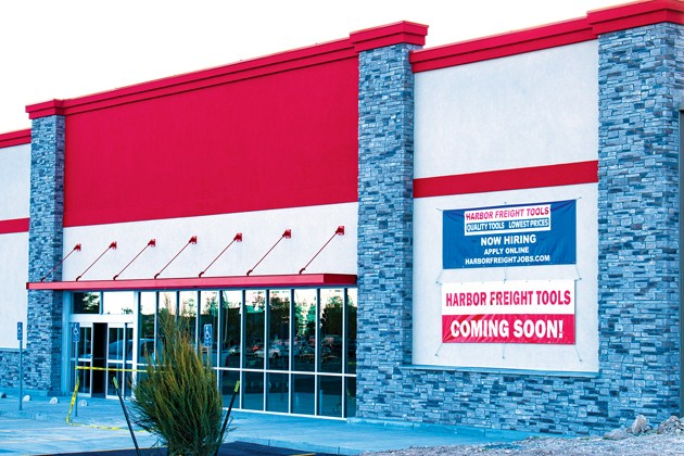 Tooele tool store opening