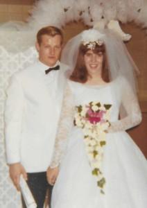 Anniversary David and Gwen Durfee Murray