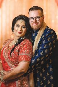 Wedding Raykar-Walters